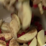 ES Cocina: Apple Berry Crujiente