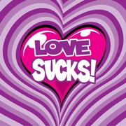 Saint Valentin Love Sucks 1