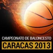 Baloncesto Caracas 2013