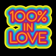 100% In Love Animated 2