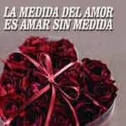 La medida del amor_Caja de rosas