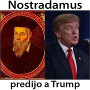Nostradamus predijo a Trump